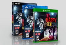 We Happy Few Reaching Grander Vision, Coming to Retail on Xbox One, PC, and PS4 April 13, 2018