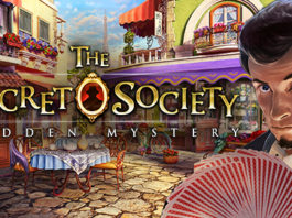 Let the genie out of the bottle in the new update of The Secret Society®: Hidden Mystery!