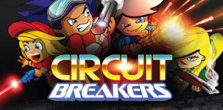 Circuit Breakers Out Now for Xbox One