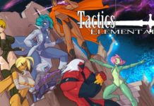 """Nutaku's """"Tactics Elemental"""" is Better Than Ever with Expanded DLC and New Chapter!"""