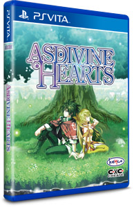 RPG Asdivine Hearts for PlayStation: Physical pakcage arrives with Limited Run Games!