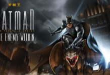 See the Official Launch Trailer for Telltale's 'Batman: The Enemy Within,' Season Premieres August 8