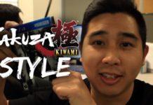 Watch a Very Extreme Yakuza Kiwami Launch Edition Vlog