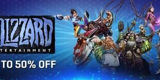 E-XPRESS ANNOUNCES SPECIAL PROMOTION FOR ALL BLIZZARD GAMES