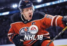 EXPERIENCE THE SPEED, SKILL AND CREATIVITY OF TODAY'S YOUNG STARS IN EA SPORTS NHL 18, AVAILABLE NOW WORLDWIDE
