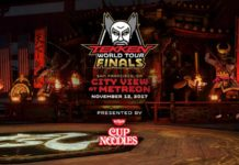 TEKKEN WORLD TOUR Global Finals happens this 12th November in San Francisco!
