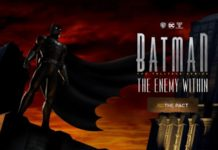 Episode Two of 'Batman: The Enemy Within' Premieres Today, Season Pass Disc Now Available at Retail