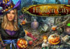 "Organize the ""Perfect Halloween"" in the new update of Hidden City®: Mystery of Shadows!"