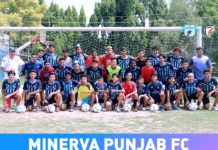 Minerva Punjab FC rope in Rooter for fan engagement during I-League 2017/18 season