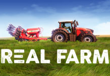 The 'Real Farm' experience is available in stores now