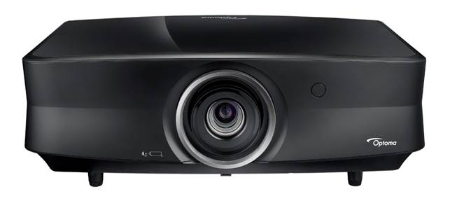 Optoma Introduces 4K UHD Laser Home Cinema Projector - UHZ65