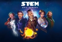 Hologrin Studios Teams Up with Marie Curie and George Washington Carver to Change the Game