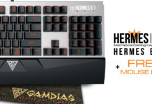 REVIEW : Gamdias HERMES E1 Keyboard and Mouse Combo