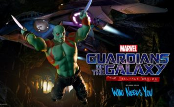 Episode Four of Marvel's Guardians of the Galaxy: The Telltale Series Available October 10