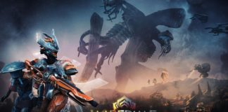 WARFRAME PLAINS OF EIDOLON LAUNCHES ON PC AND STEAM TODAY
