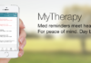 Managing your health with an app - MyTherapy