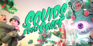 Free Weekend: Squids From Space on Steam
