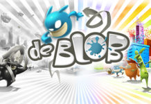 de Blob - Van Gogh-ing your PlayStation 4 and Xbox One on November 14th
