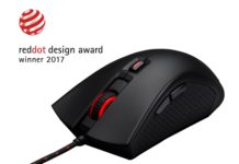 HyperX Launches Pulsefire FPS Gaming Mouse in India, Winner of RedDot Design Award 2017