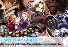 Unveiling .hack//G.U. Last Recode with Rice Exclusive Badges