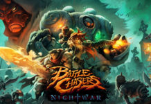 Battle Chasers: Nightwar is out now on PC, PlayStation 4, and Xbox One
