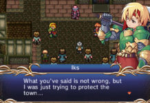 An RPG with heart-warming story of friendship between humans and Grimoas awaits on Nintendo 3DS!