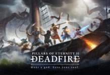 Pillars of Eternity II: Deadfire Closed Backer Beta Launches Today!