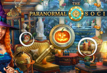 Halloween season has filled London with dread in the new update of The Paranormal Society™: Hidden Adventure!