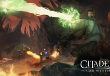 Forsaken Crypts Expansion Available For Citadel: Forged With Fire