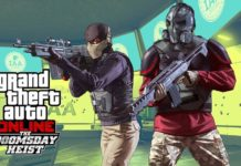GTA Online: The Doomsday Heist - Now Available
