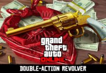 GTA Online: Uncover the Double-Action Revolver