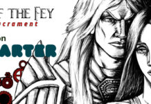 Echoes of the Fey: The Last Sacrament out now on Kickstarter -- Solve crimes in a world of high fantasy