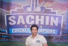 "JetSynthesys and Sachin Tendulkar launch ""Sachin Saga Cricket Champions"""