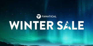 The Fanatical Winter Sale is on