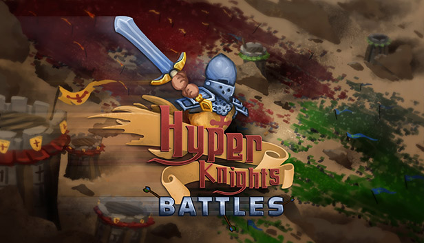 Spartans vs Persians, Ogres vs Chickens, Custom Units - Hyper Knights: Battles!