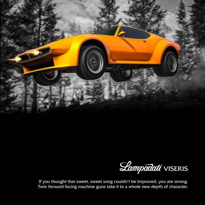 Lampadati Viseris Out Now Plus Double GTA$ & RP on Lester Contact Missions