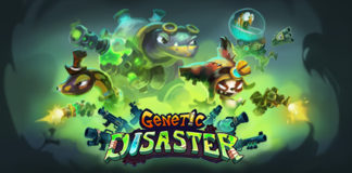 REVIEW : Genetic Disaster (PC/ Steam)