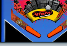Stern Pinball Returning to Consumer Electronics Show with Latest Pinball Titles and Newest Digital Game Offering