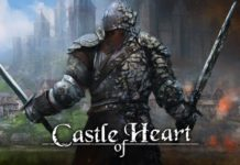Castle of Heart – an exclusive Nintendo Switch action platformer debuting in Q1 2018!