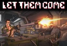 FRANTIC SCI-FI SHOOT 'EM UP LET THEM COME LAUNCHES ON MOBILE