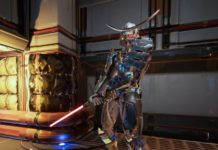 Fight a cyborg sumo rikishi and the Warlord Date Masamune in the Reborn: A Samurai Awakens demo at the Taipei Game Show 2018!