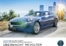 Ubermacht Revolter Now Available Plus Discounts on Mk II Weapon Customizations, GTA$/RP Bonuses and More