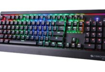 Zebronics introduces the ultimate Gaming experience with Max Pro Keyboard, priced only for Rs. 3999/-