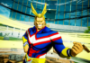 All Might joins MY HERO Game Project!