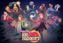 Nine Parchments Multiple Saves Update Now Available on Nintendo Switch