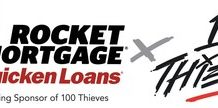 Rocket Mortgage by Quicken Loans and Esports Powerhouse '100 Thieves' Announce Major Partnership to Create One-of-a-kind Team House