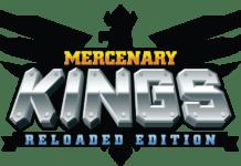 Popular 2d side scrolling shooter Mercenary Kings Reloaded Edition trailer and release date
