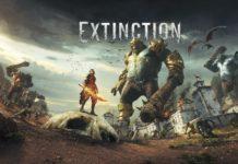Extinction | Release Date Announced | April 10 2018