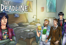 """""""The Deadline,"""" a wacky Visual Novel where the writer... is you! The Demo is out for PC/Mac/iOs/Android"""