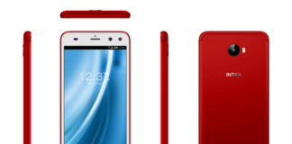 Gift your Loved One an Intex 'Limited Edition Royal Red ELYT Dual' this Valentine's Day